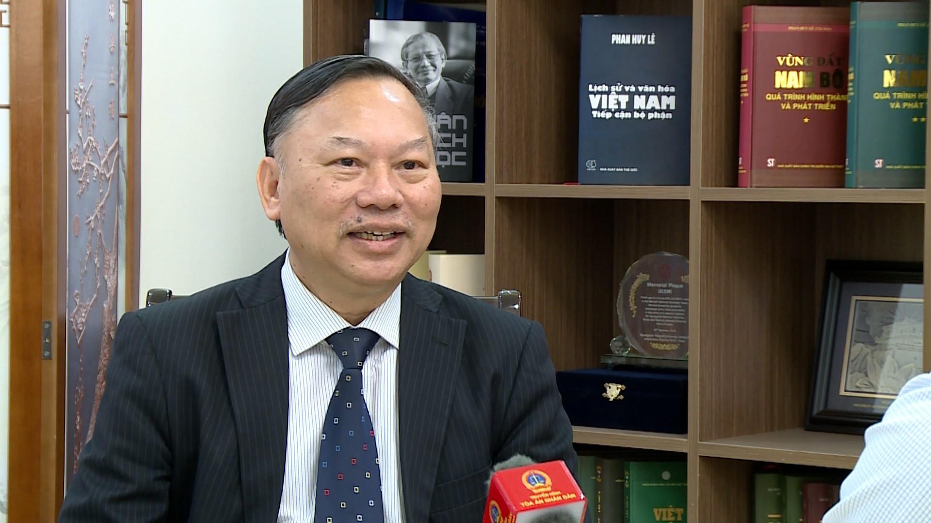 82,5% ý kiến lựa chọn Vua Lý Thái Tông là nhân vật tiêu biểu trong hoạt động xét xử của Tòa án Việt Nam