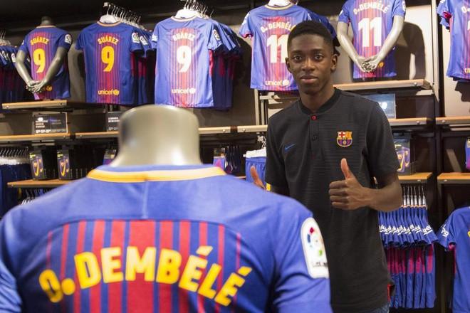 Barcelona sẵn sàng