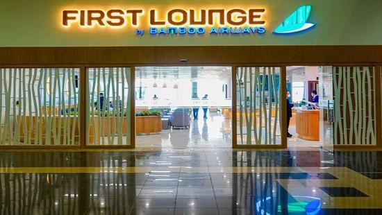 Phòng chờ Thương gia First Lounge của Bamboo Airways mở cửa đón khách trở lại