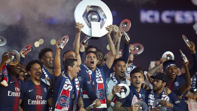 PSG được trao cúp vô địch sớm khi Ligue I mùa giải 2019/2020 bị huỷ