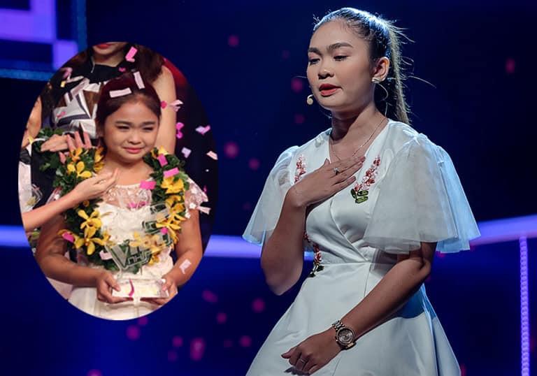 Thiện Nhân ngày càng xinh đẹp, mạnh mẽ sau 6 năm đăng quang The Voice Kids