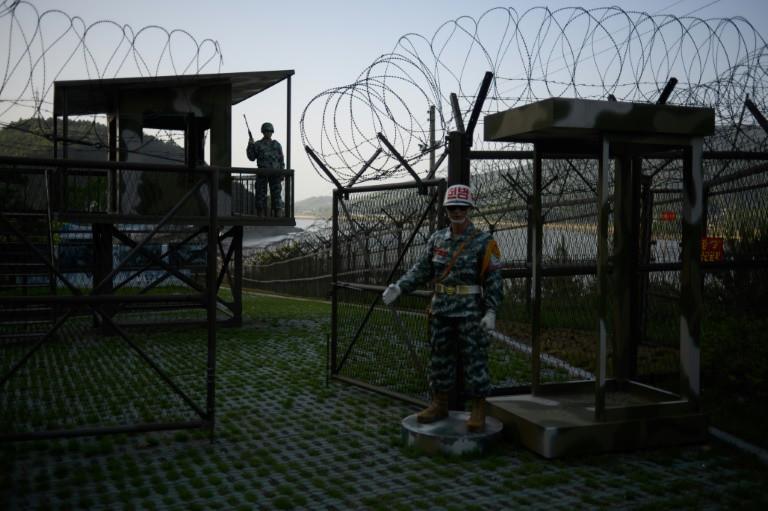 Nổ súng tại khu phi quân sự giữa Triều Tiên và Hàn Quốc