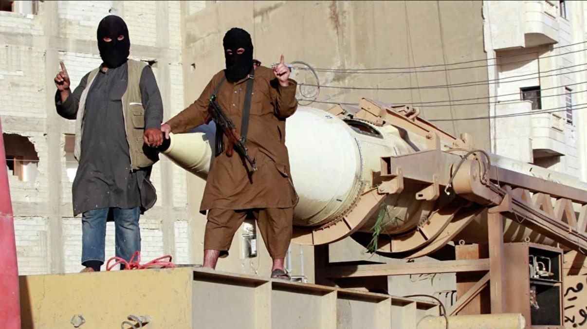 Chỉ huy tình báo IS bị quân đội Afghanistan bắt giữ
