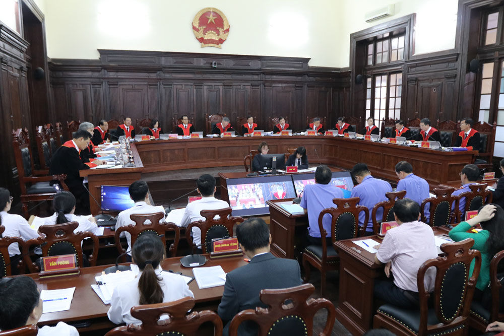 Cập nhật trực tiếp phiên tòa giám đốc thẩm vụ án Hồ Duy Hải