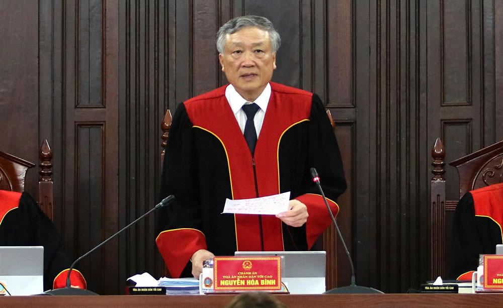 Giám đốc thẩm vụ án Hồ Duy Hải: Bị cáo có bị ép cung, nhục hình hay không?