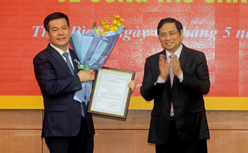 Bộ Chính trị điều động nhân sự làm Phó Ban Tuyên giáo Trung ương