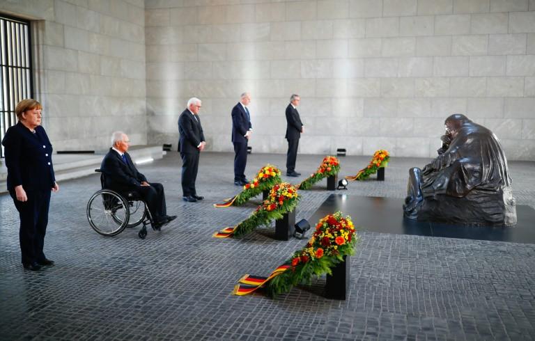 Châu Âu long trọng kỷ niệm Thế chiến thứ II giữa đại dịch Covid-19