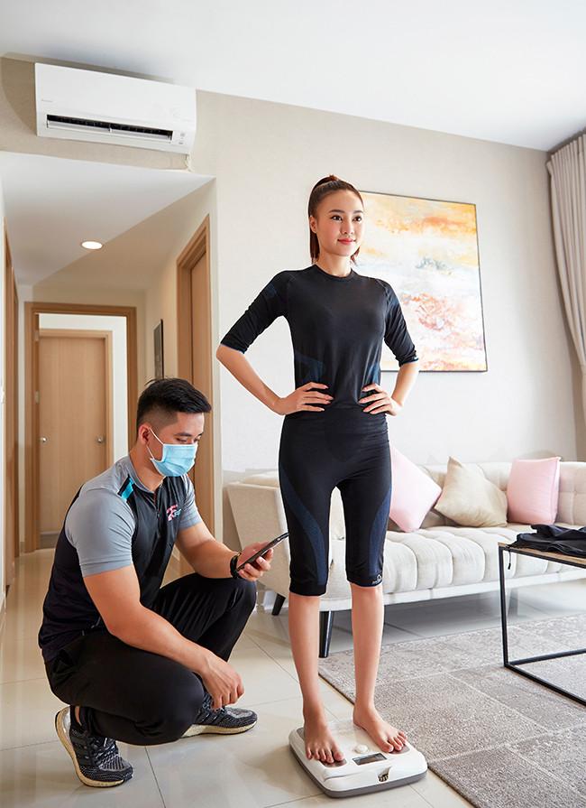 Hà Nội có hệ thống phòng tập EMS FIT đầu tiên