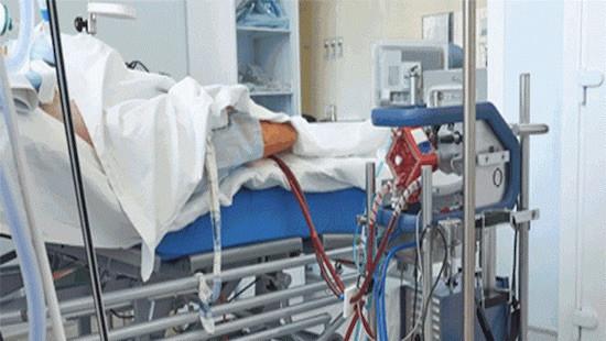 Bệnh nhân 91 nguy kịch, được chỉ định ghép phổi