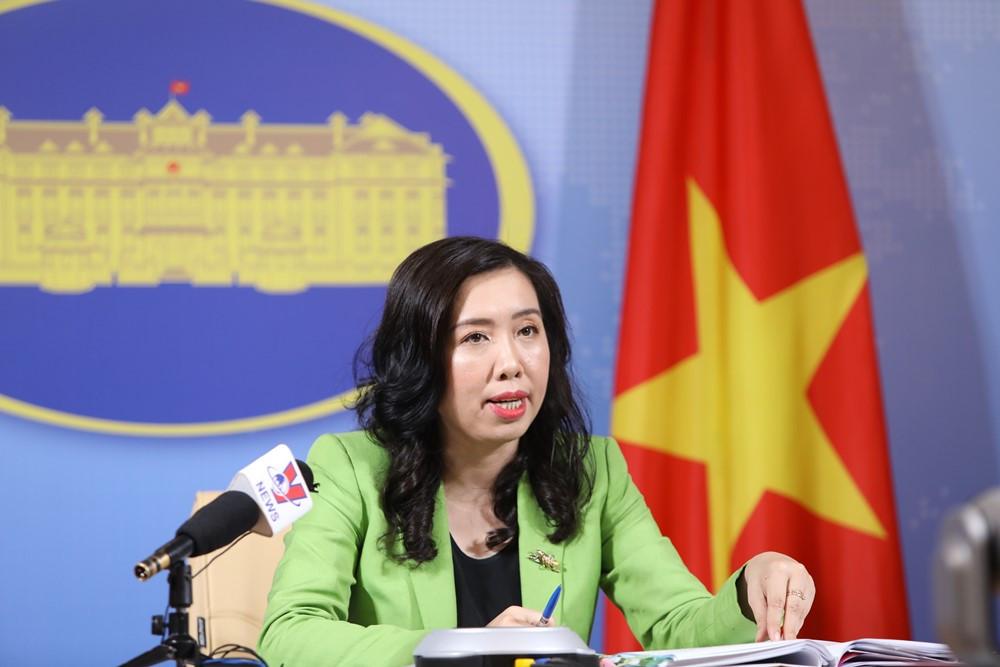 Bộ Ngoại giao nói gì về thông tin muốn Việt Nam kéo dài nhiệm kỳ Chủ tịch ASEAN?