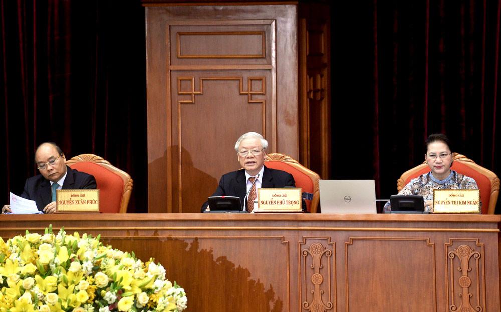 Tổng Bí thư, Chủ tịch nước: Bầu ĐBQH và HĐND không vì cơ cấu mà hạ thấp tiêu chuẩn