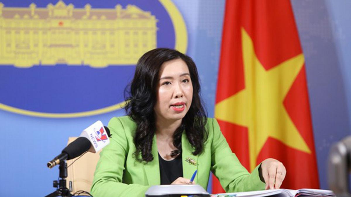 Việt Nam lên tiếng trước thông tin máy bay do thám của Trung Quốc xuất hiện ở Đá Chữ Thập