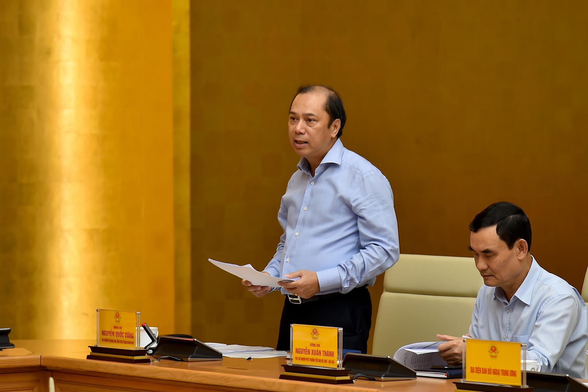 Phó Thủ tướng Phạm Bình Minh chủ trì phiên họp thứ 5 Ủy ban Quốc gia ASEAN 2020