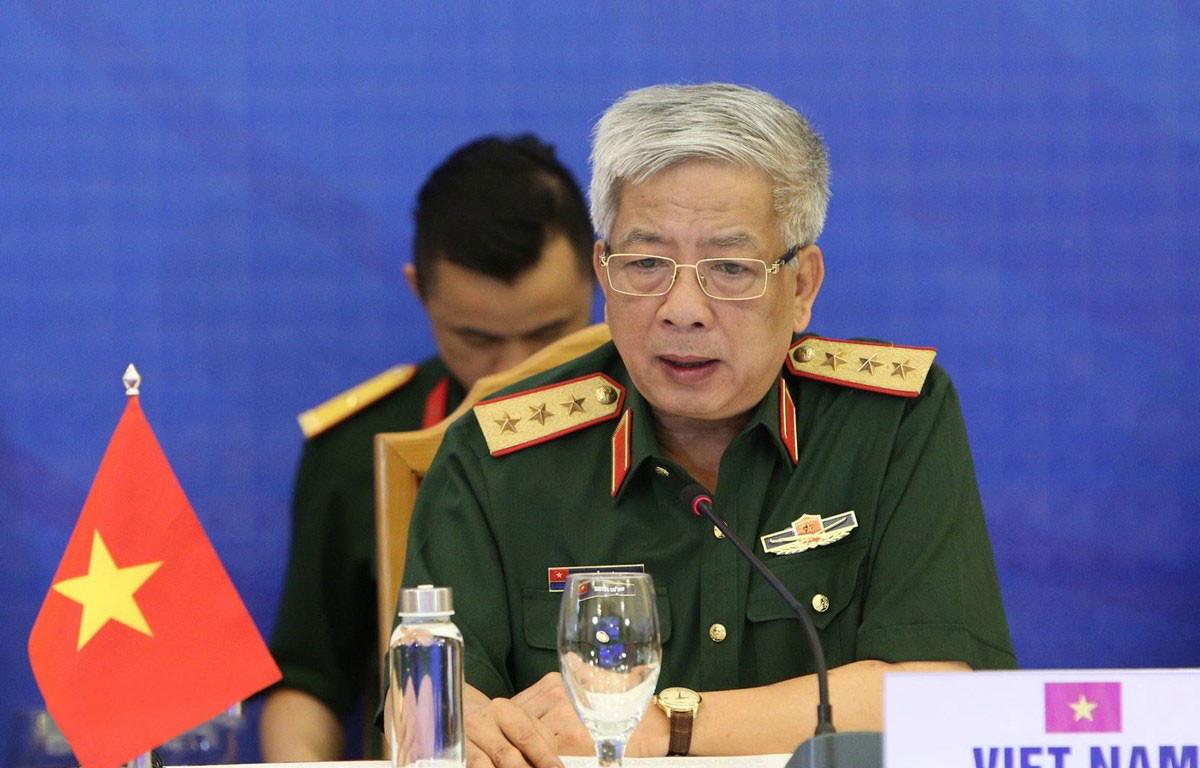 Hội nghị Quan chức Quốc phòng cấp cao ASEAN: Nỗ lực ứng phó với dịch COVID-19