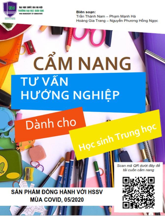 """Ra mắt cẩm nang """"Tư vấn hướng nghiệp"""" cho học sinh THPT"""