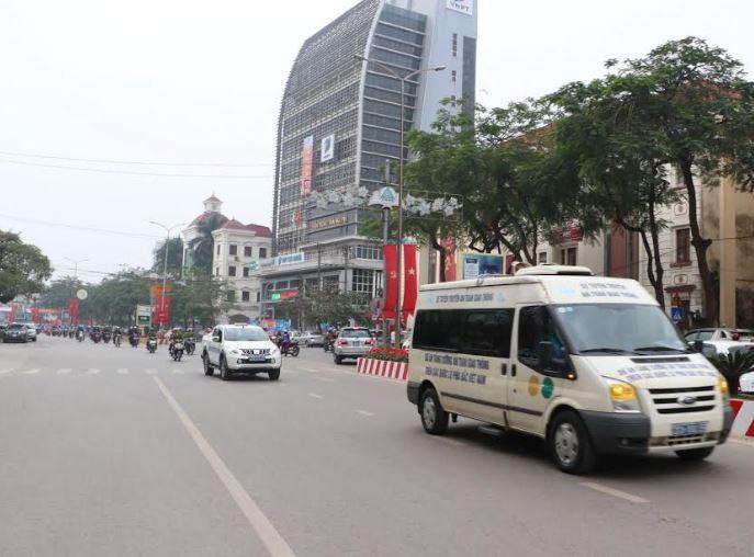 Thái Nguyên: Phát động ra quân