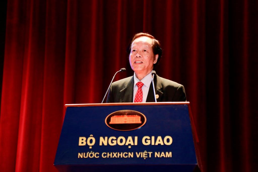 """Nguyên Bộ trưởng Ngoại giao Nguyễn Dy Niên: Bác Hồ để lại một """"kho báu"""" cả thế giới ngưỡng mộ"""