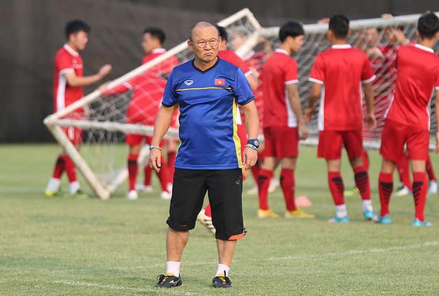 HLV Park Hang Seo thay đổi chiến thuật trước Malaysia