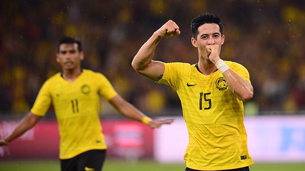 Malaysia tiếp tục nhập tịch cầu thủ để soán ngôi ĐT Việt Nam tại VL World Cup
