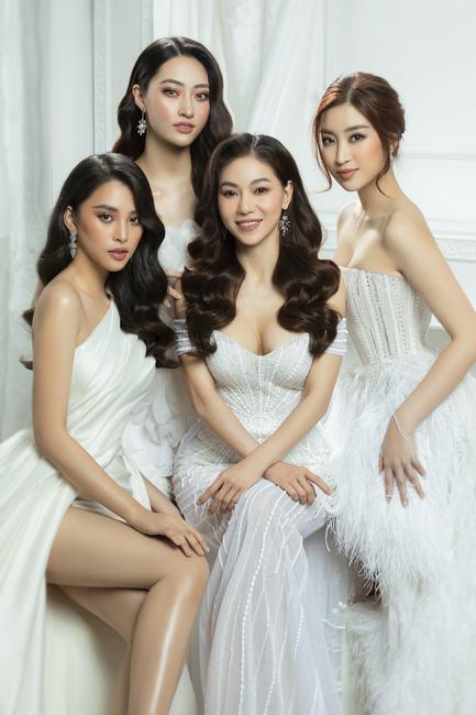 Vai trò của Mỹ Linh, Tiểu Vy, Thuỳ Linh ở Hoa hậu Việt Nam 2020