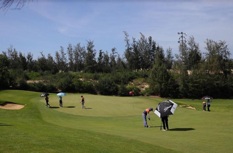 """""""FLCHomes Tournament 2020 – The Home of Golf""""  tiếp tục với chặng đua tại FLC Golf Links Quy Nhon"""