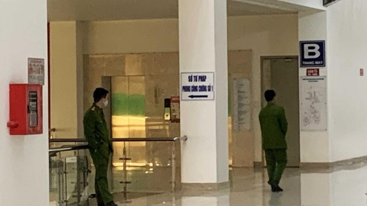 Bắt giam vợ Giám đốc Sở Tư pháp Lâm Đồng