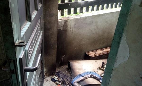 Điều tra nghi án tưới xăng đốt phòng trọ vì tín dụng đen