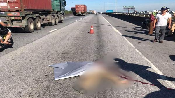 Ngã ra đường bị xe ô tô chèn qua, 1 người tử vong tại chỗ