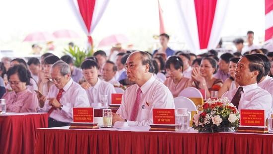 Khởi công Dự án Công viên chủ đề lớn nhất Việt Nam