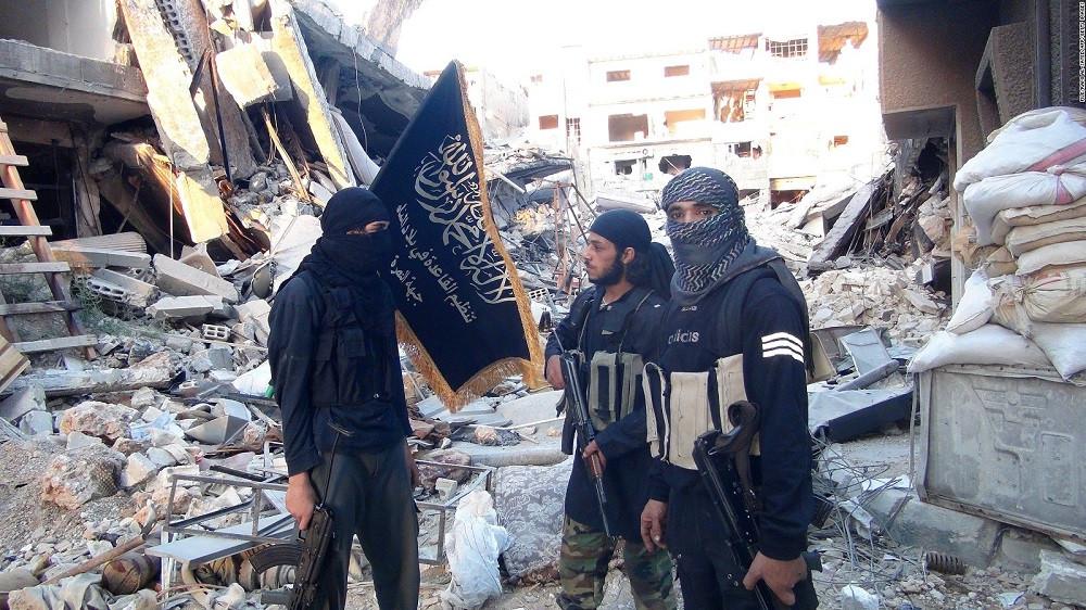 IS tấn công miền Đông, 8 binh sĩ Syria thiệt mạng