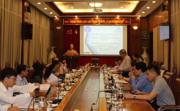 Tăng cường phát triển nhân lực và gắn kết hoạt động an sinh xã hội trong cộng đồng Asean