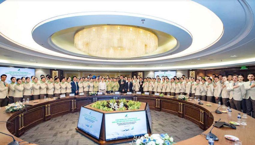 """Bamboo Airways tái khởi động hành trình tìm kiếm """"đại sứ bầu trời"""" trên toàn quốc"""