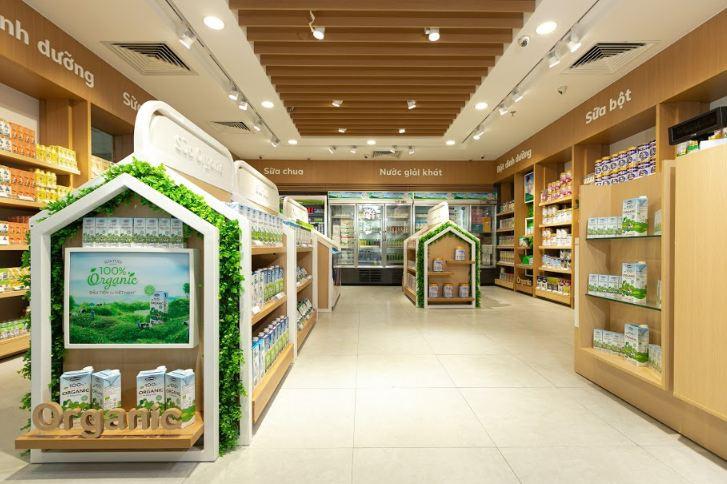 Vinamilk 8 năm liền là thương hiệu được người tiêu dùng Việt Nam chọn mua nhiều nhất