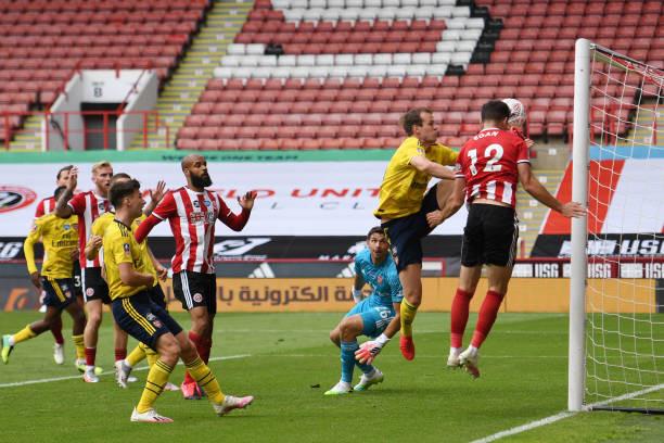 Thắng nhọc nhằn trước Sheffield, Arsenal ghi tên vào bán kết cúp FA