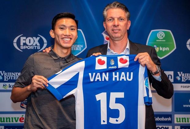 Để Văn Hậu có thể ở lại Heereveen, Hà Nội FC sẵn sàng chi tiền