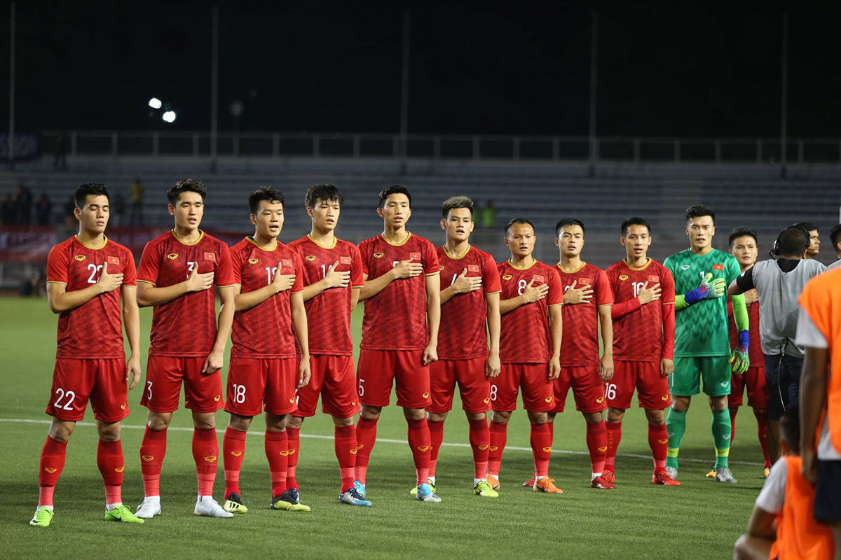 HLV Park Hang-seo triệu tập 28 cầu thủ cho đội U22 Việt Nam