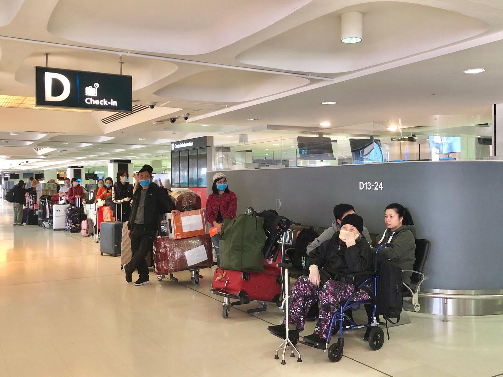 Đưa hơn 350 công dân Việt Nam mắc kẹt tại Australia và New Zealand về nước