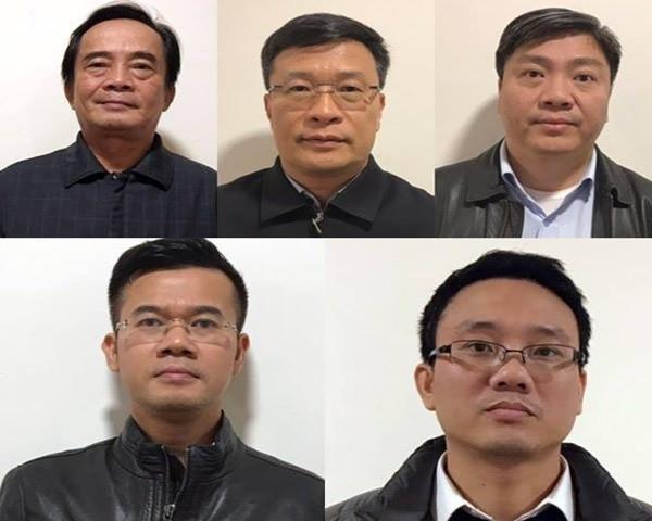Chuẩn bị xét xử 12 bị cáo trong vụ án ông Trần Bắc Hà