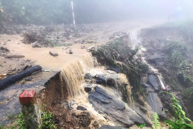 Tập trung 8 nội dung nhằm ứng phó và khắc phục hậu quả mưa lũ