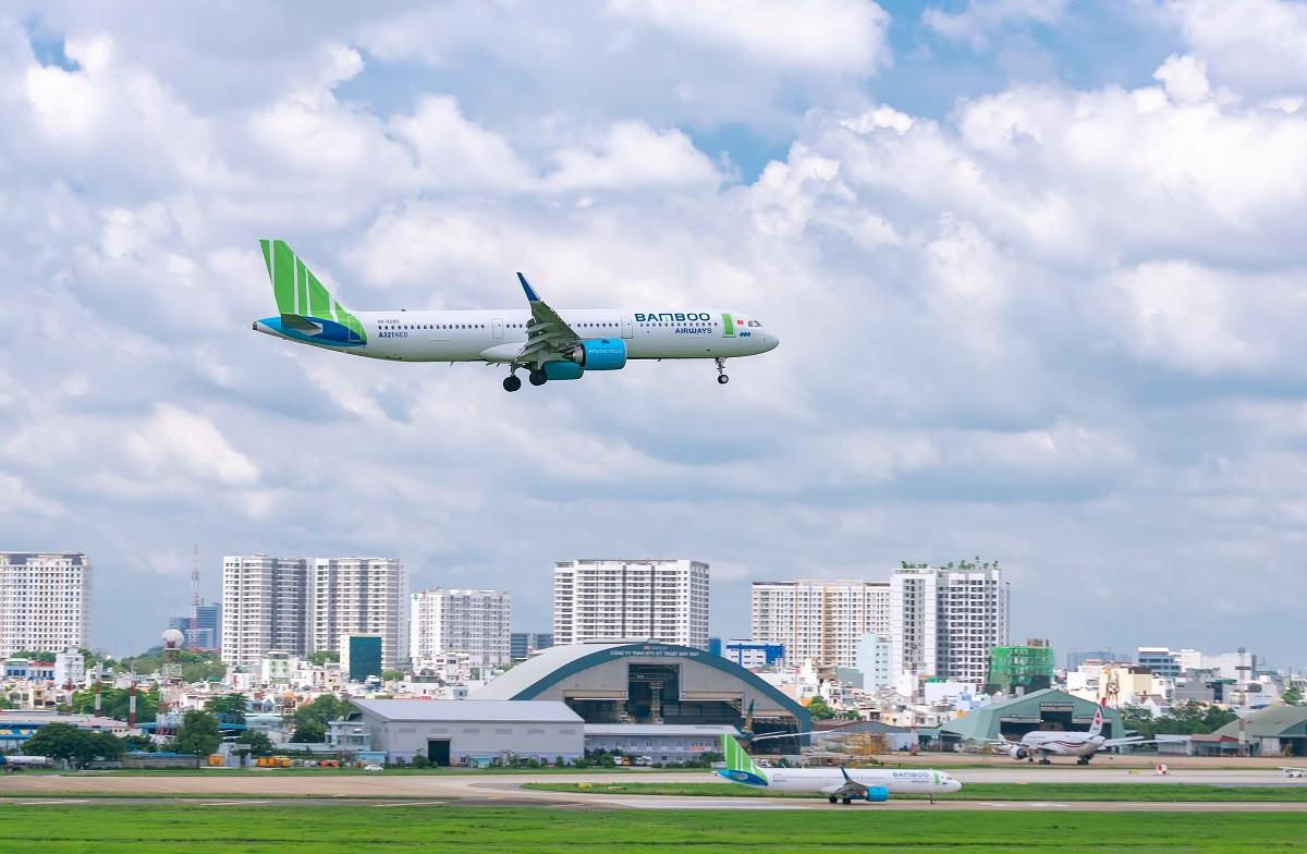 Bamboo Airways bay đúng giờ nhất toàn ngành hàng không Việt Nam 6 tháng đầu năm 2020