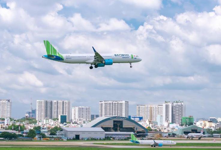 Ngày 19/7, Bamboo Airways đưa công dân Hàn Quốc về nước