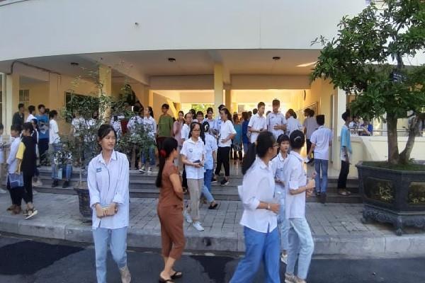 Kết thúc kỳ thi vào lớp 10 THPT ở Thanh Hóa: Không có thí sinh vi phạm quy chế thi