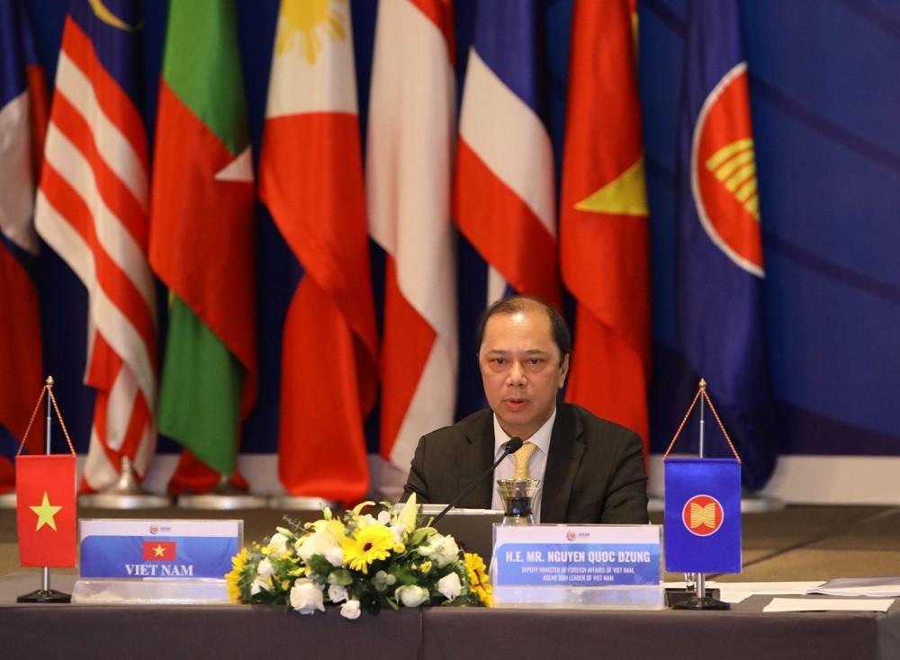 Các nước tham gia EAS tiếp tục bàn về vấn đề Biển Đông, Hong Kong