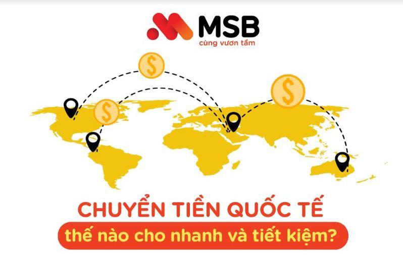 Chuyển tiền quốc tế qua Ngân hàng có nhanh và tiết kiệm?