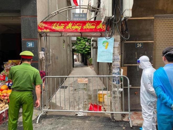 28 điểm bệnh nhân Covid-19 ghé qua tại Đà Nẵng, Quảng Nam, TP.HCM, Hà Nội
