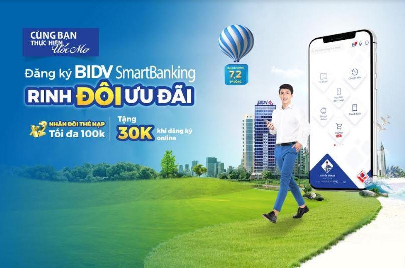BIDV mở rộng chương trình khuyến mại, tăng cơ hội trúng thưởng