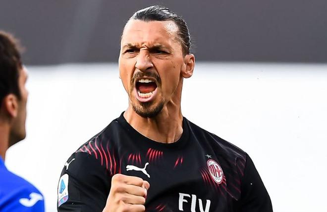 Ibrahimovic tỏa sáng giúp Milan giành vé dự Europa League