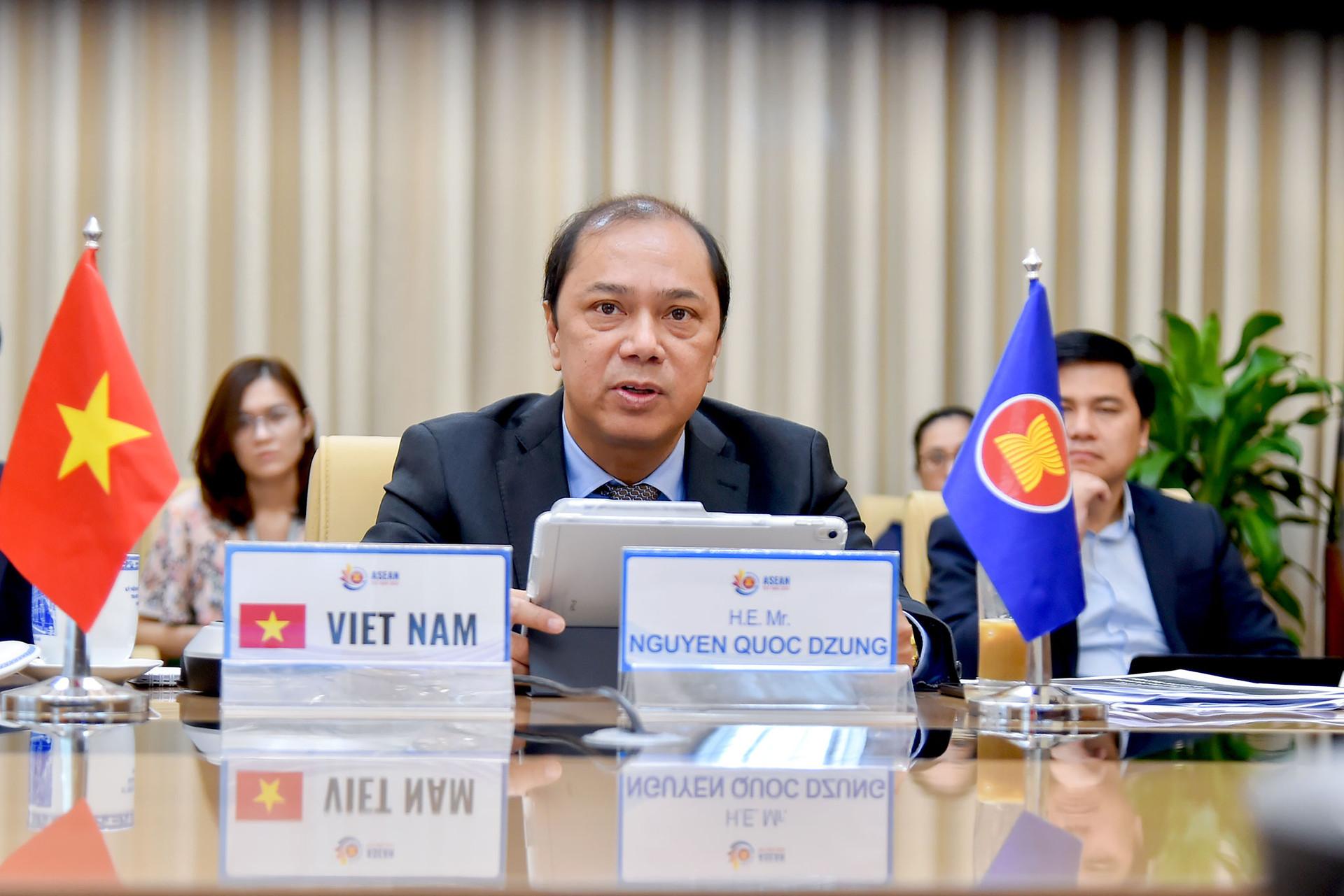 Phục hồi sau đại dịch COVID-19: Hướng tới một Cộng đồng ASEAN mạnh mẽ hơn
