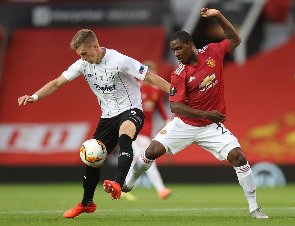 Man Utd ngược dòng đánh bại LASK 2-1 giành vé vào tứ kết Europa League
