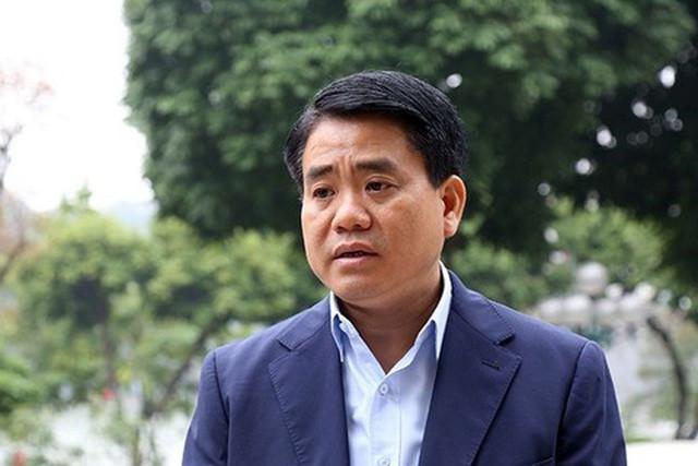 Chủ tịch Hà Nội Nguyễn Đức Chung bị điều tra liên quan đến ba vụ án hình sự